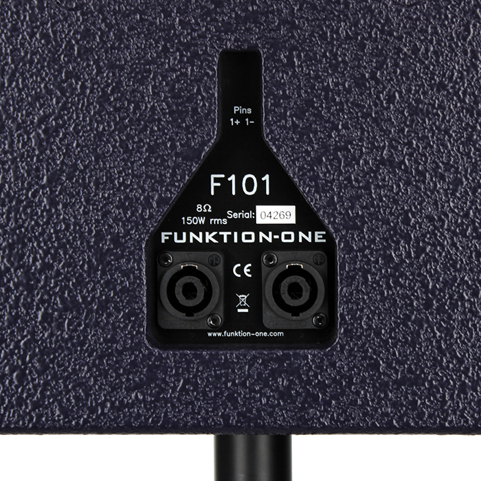 F101 funktion one